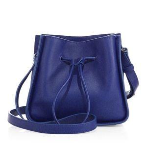 3.1 Phillip Lim Soleil Mini Bucket Bag Cobalt Blue